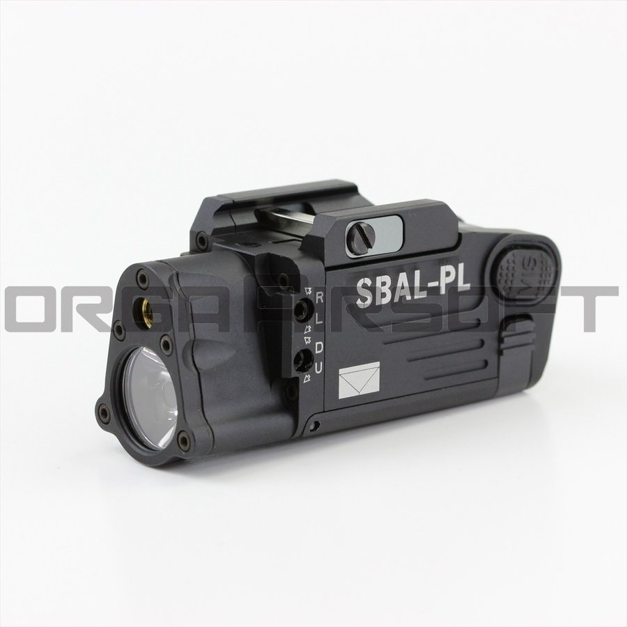 FMA steiner optics SBAL-PLタイプ ウェポンライト BK