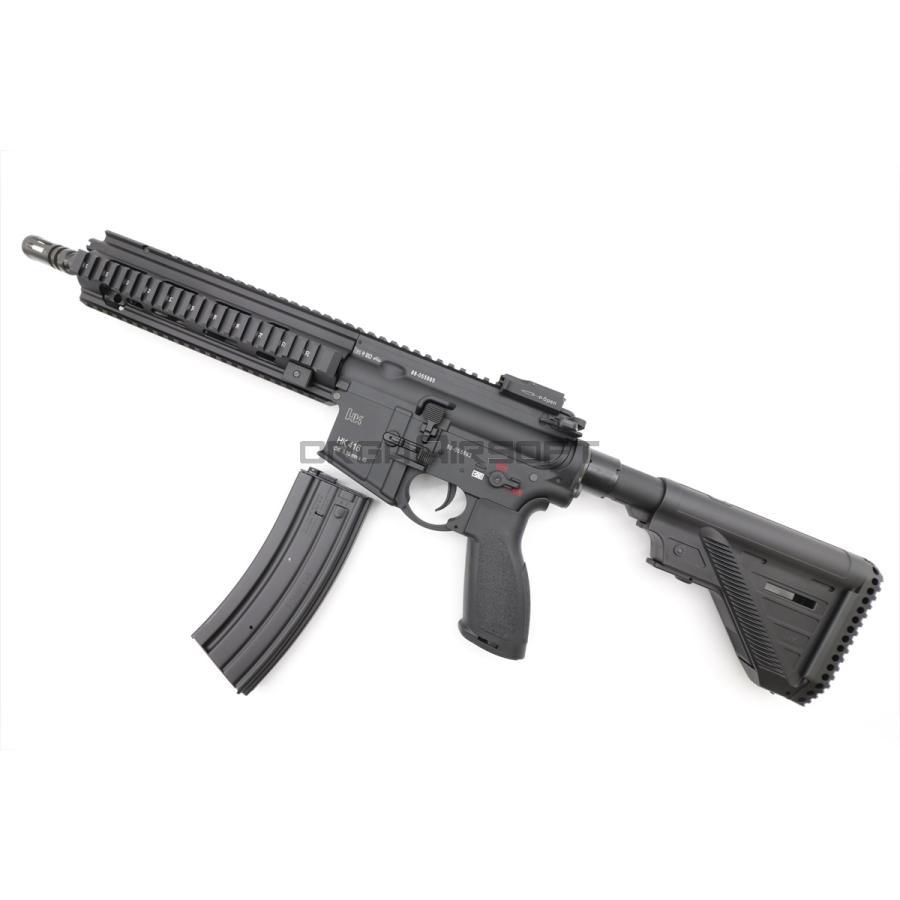 VFC/UMAREX HK416A5 電動ガン BK