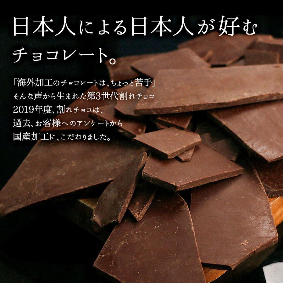 割れチョコ 400g 訳あり 送料無料 選べる [ ミルク ビター ] 安い チョコレート わけあり チョコ お菓子 スイーツ 食品 割れ セール ワケあり お試し|organic|04