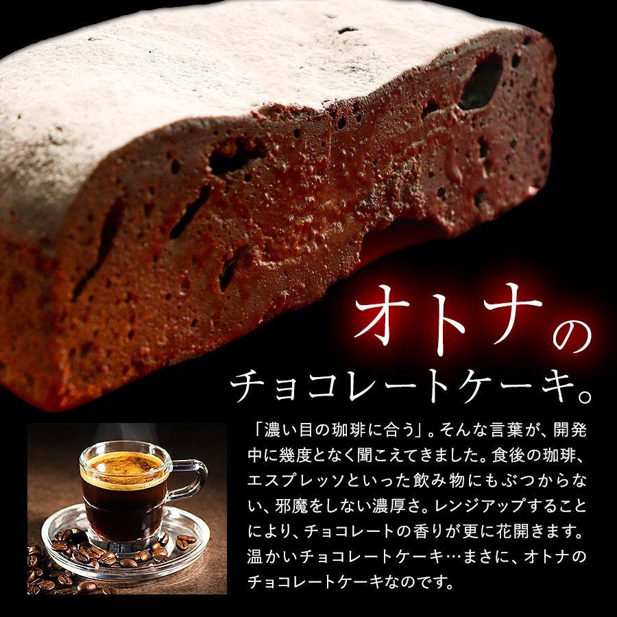 クリスマスケーキ 2020 半熟 ガトーショコラ 5号 送料無料 チョコレート Xmas ケーキ チョコ 予約 宅配 パーティー お取り寄せ ギフト プレゼント|organic|04