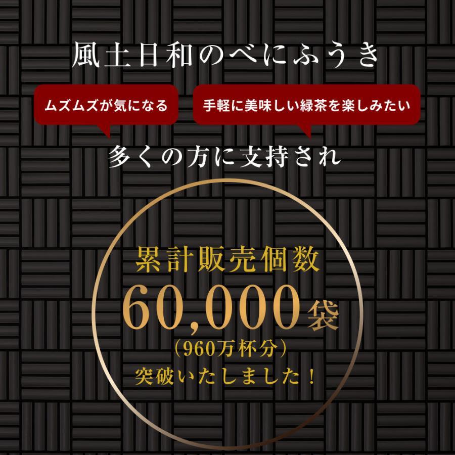 べにふうき茶 緑茶 粉末 粉茶 静岡産 べにふうき 80g 送料無料 organickitchen 17