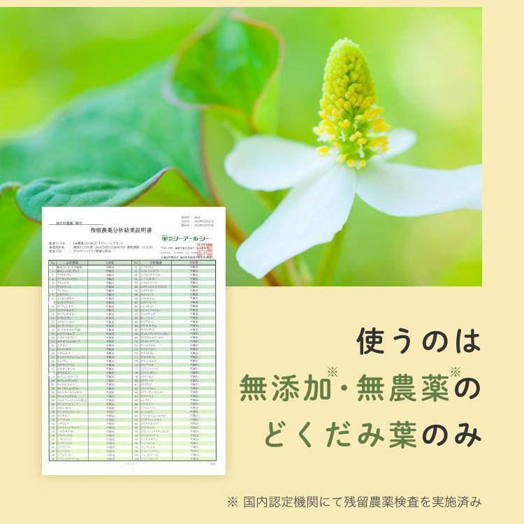 どくだみ茶 3gx50包 無農薬 国産(大分県産) オーガライフ 送料無料 OITA30CP_2020_飲料|organickitchen|11