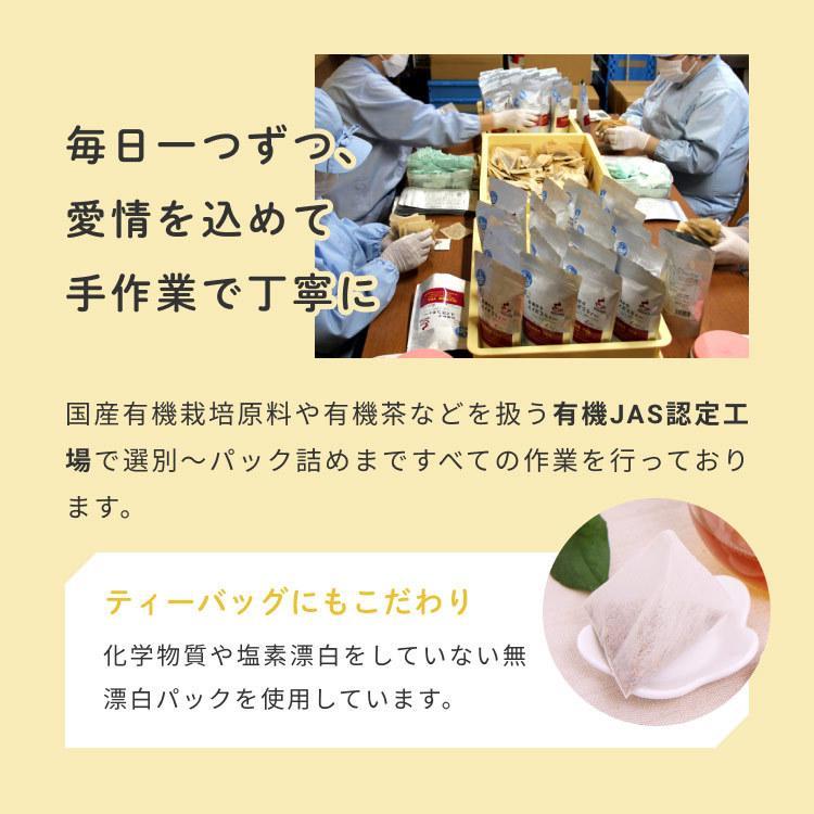 どくだみ茶 3gx50包 無農薬 国産(大分県産) オーガライフ 送料無料 OITA30CP_2020_飲料|organickitchen|13