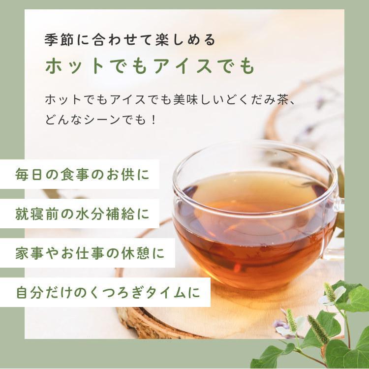 どくだみ茶 3gx50包 無農薬 国産(大分県産) オーガライフ 送料無料 OITA30CP_2020_飲料|organickitchen|19