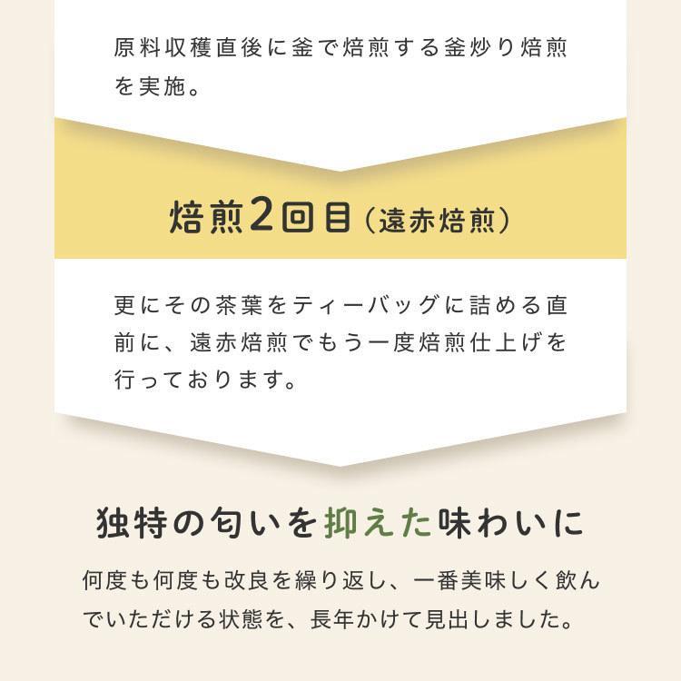 どくだみ茶 3gx50包 無農薬 国産(大分県産) オーガライフ 送料無料 OITA30CP_2020_飲料|organickitchen|09
