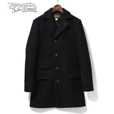 品質が完璧 オルゲイユ Chesterfield チェスターコート ORGUEIL Chesterfield coat ORGUEIL coat OR-4023B, 代官山クロシェット:71ab1547 --- grafis.com.tr