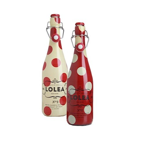 サングリア ロレア(LOLEA) 750ml×2本セット:ロレア(赤&クラレア(白)/賞味期限90日以上|orientcommerce