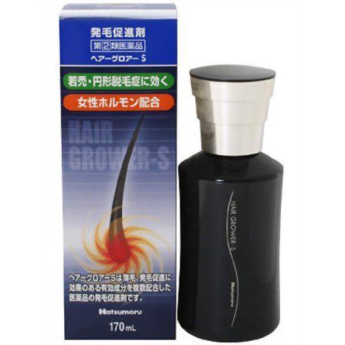 ハツモールヘアーグロアーS 170mL  〔指2類医〕 orion-ph