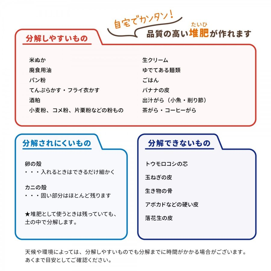 木製コンポストヒリョール(滋賀・岐阜限定/送料お客様負担) orite 03