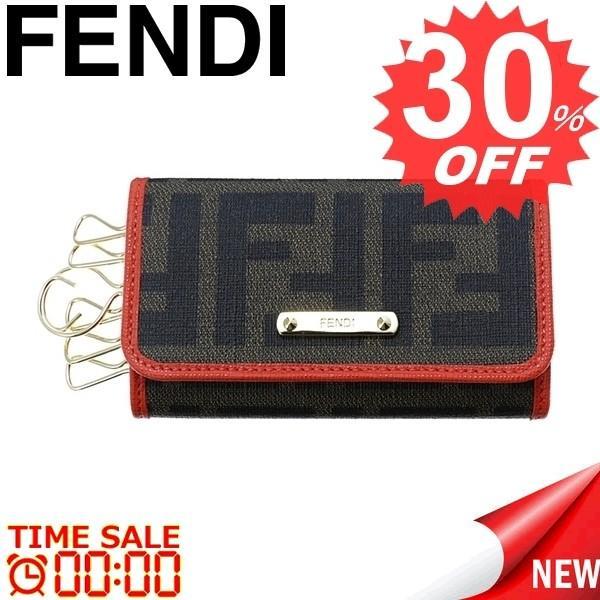 日本未入荷 フェンディ キーケース FENDI 8AP079 GRP F0H6F 比較対照価格 28,080  円, コザチョウ d09231cc