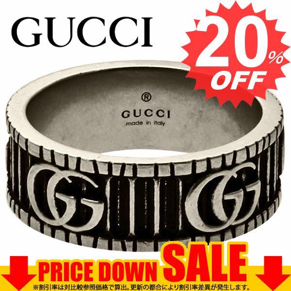 多様な グッチ 指輪 リング GUCCI 551899-J8400 811 JPサイズ19 比較対照価格38,491 円, Ballet Shop ange. e1fc4a58