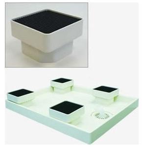 洗濯機台 かさ上げ用 イージースタンド (一般用/高さ105mm) D105