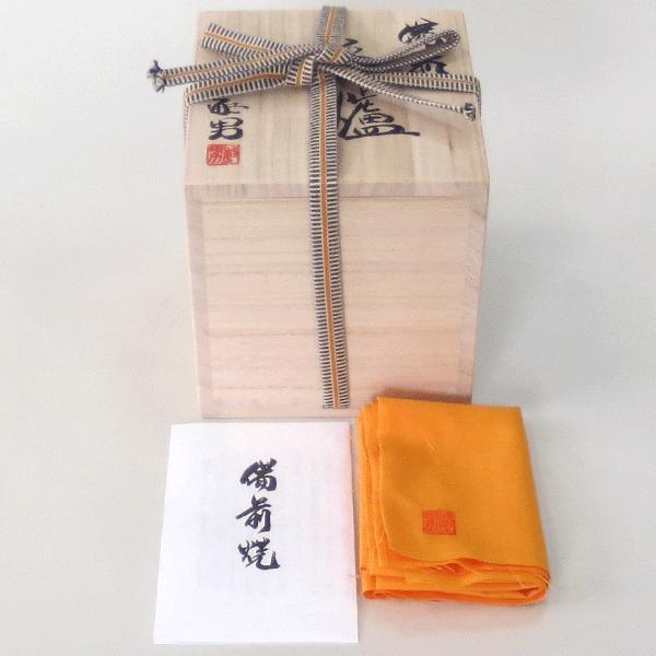 備前焼香炉 赤毛敏男  orudo 05