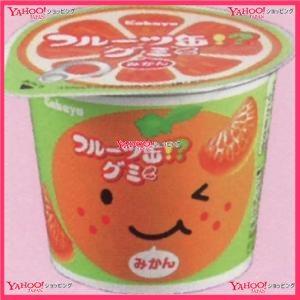 50G フルーツ缶グミ
