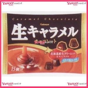 15個 生キャラメルチョコレート