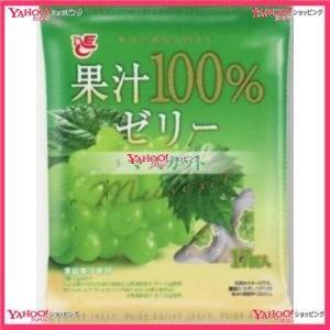 15GX17個 果汁100%ゼリーマスカット