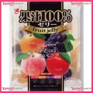 15GX30個 果汁100%ゼリー