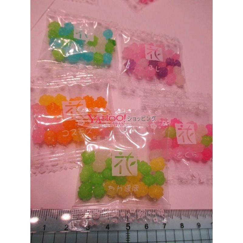 【メール便送料無料】業務用菓子問屋GGマルタ食品 100袋 個包装 金平糖×1袋|osaka|03