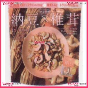 6袋 大豆習慣 納豆×椎茸