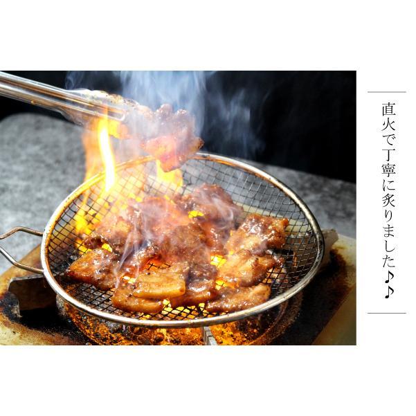 炙りサムギョップサル★直火で炙った香ばしさが堪らない!★韓国食品★韓国料理|osakatonmany|02