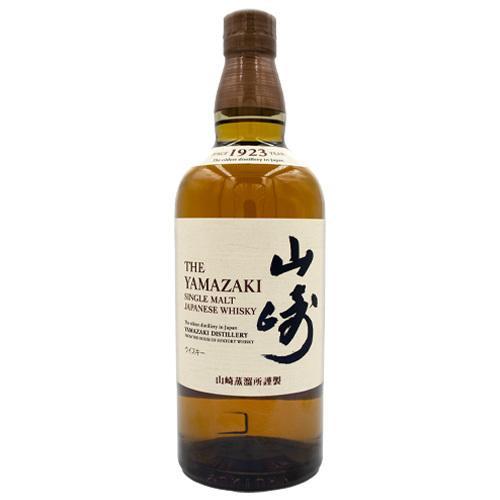 メーカー在庫限り品 ウイスキー 山崎 NV 700ml サントリー 国産ウイスキー whisky ボトルのみ 超安い シングルモルト