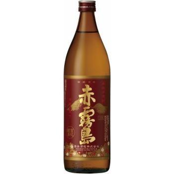 赤霧島 本格芋焼酎 25度 900ml|osake-yoshimura