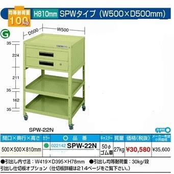 【代引不可】 サカエ スペシャルワゴン SPW-22N