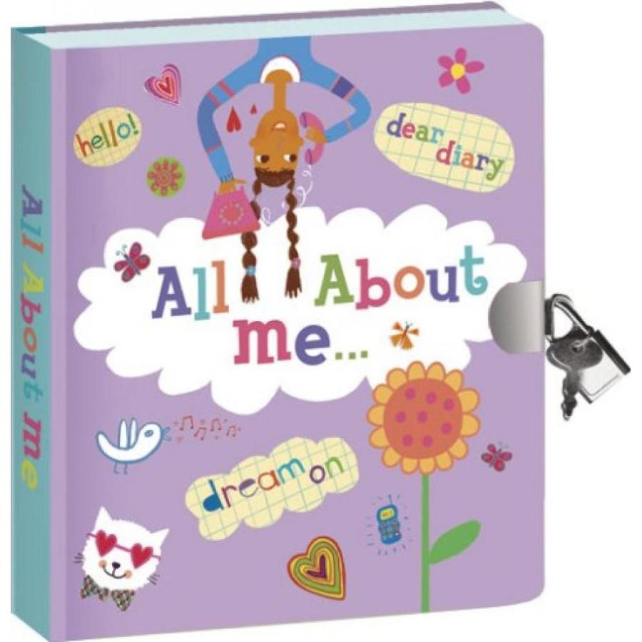 バービー人形 着せ替え おもちゃ Peaceable Kingdom / All About Me Lock & Key Diary 輸入品