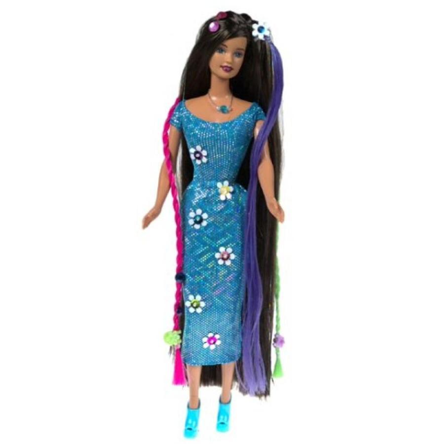 バービー人形 おもちゃ 着せ替え Teresa Cool Clips Barbie 輸入品