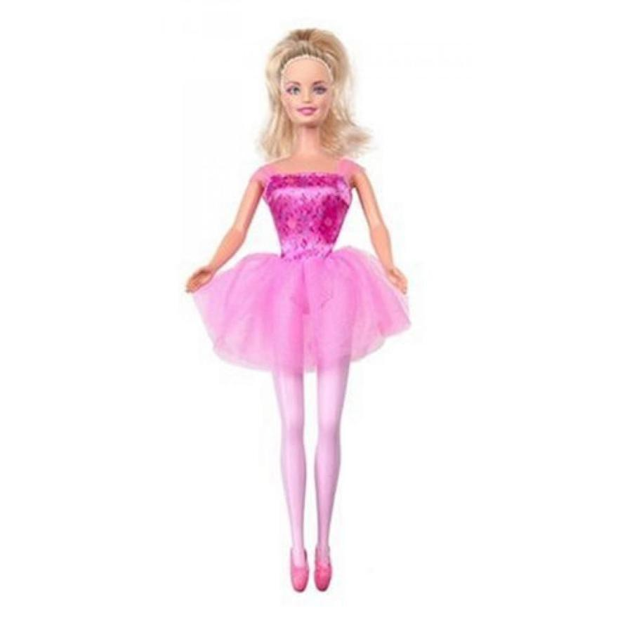 バービー人形 着せ替え おもちゃ Barbie Ballet Shoes Icon Doll 輸入品