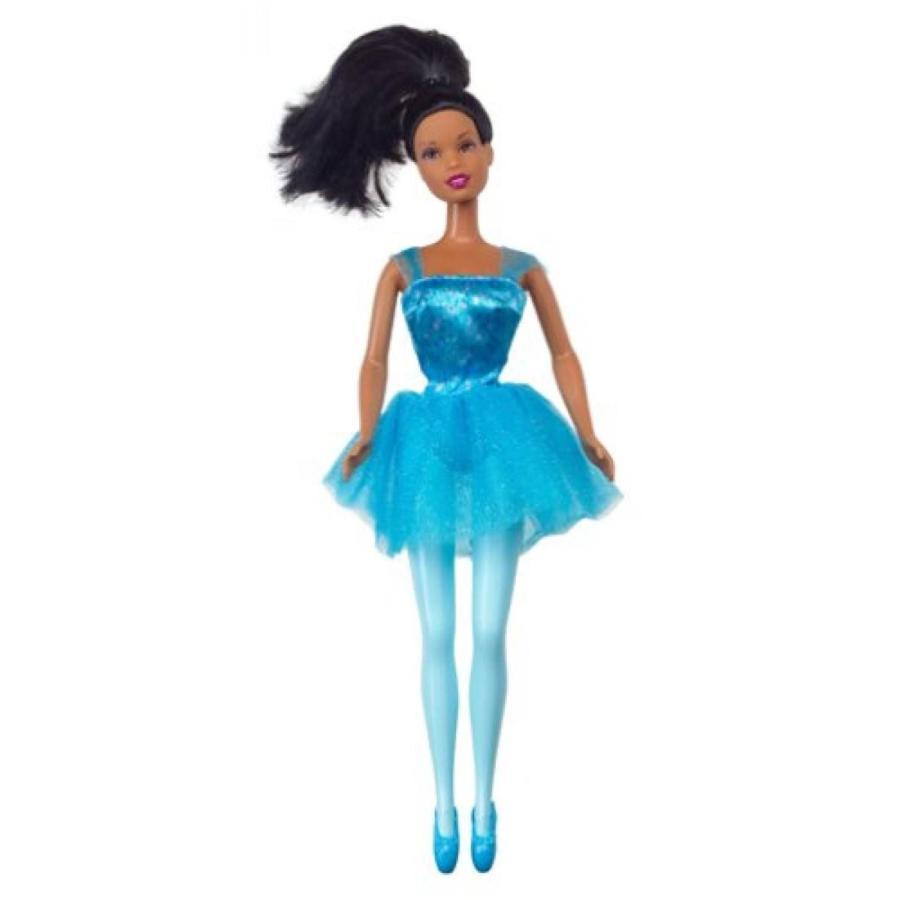 バービー人形 着せ替え おもちゃ Ballerina Barbie 輸入品