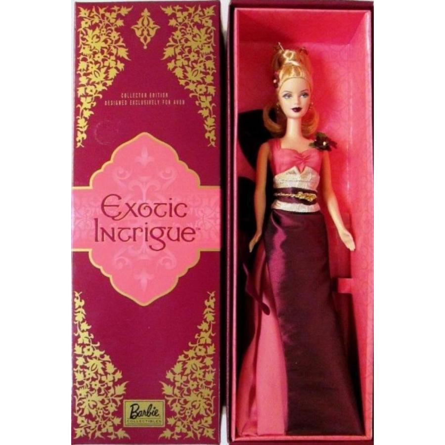 バービー人形 着せ替え おもちゃ Exotic Intrigue Barbie 輸入品