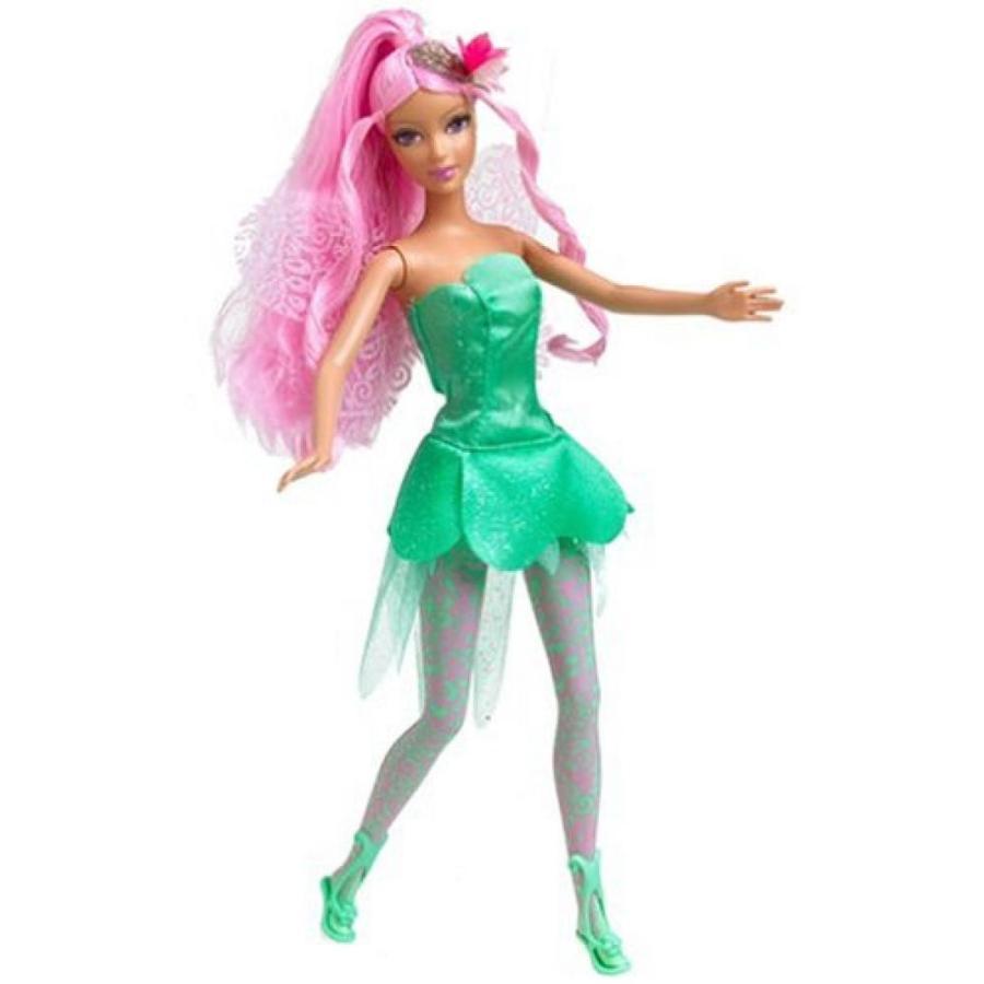 バービー人形 着せ替え おもちゃ Barbie Fairytopia Dahlia 輸入品