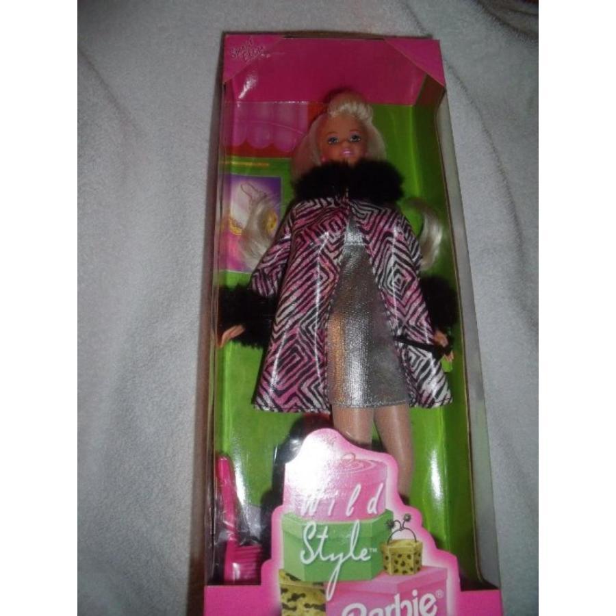 バービー人形 着せ替え おもちゃ Special Edition Wild Style Barbie Doll 輸入品