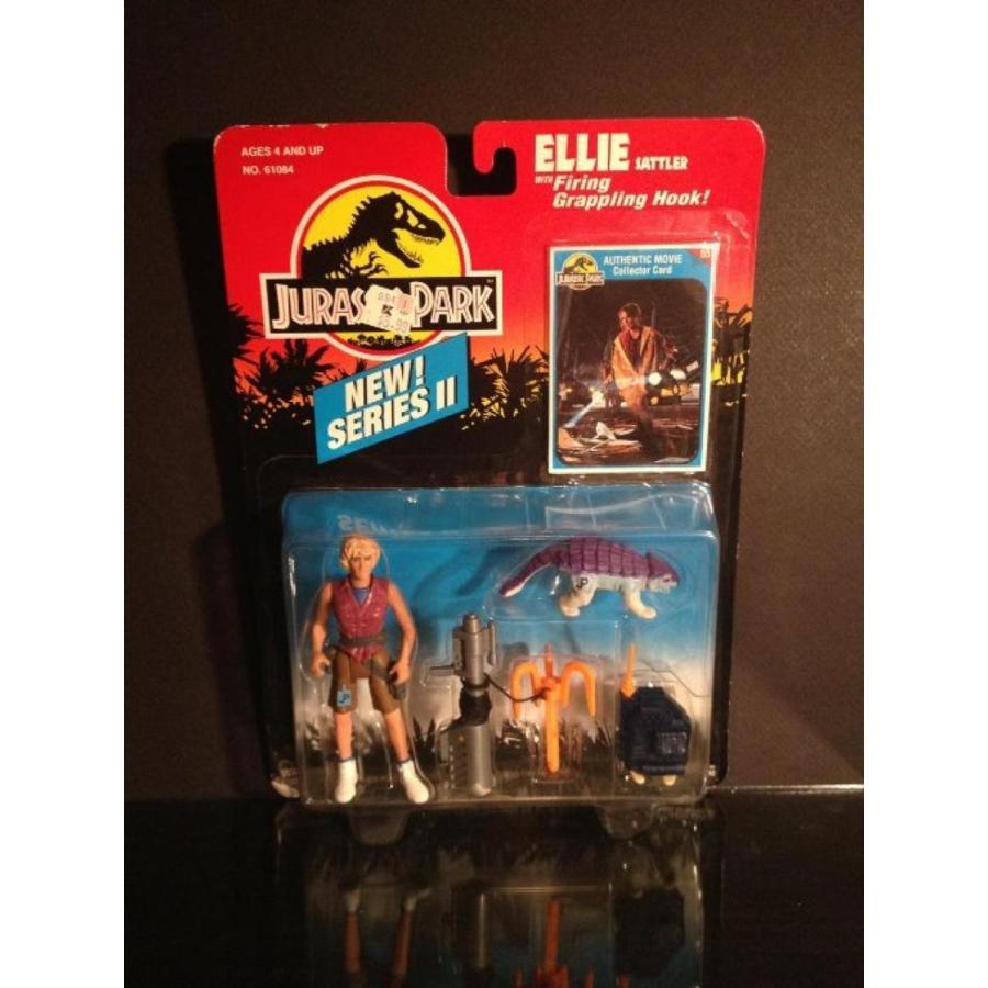 ジュラシックワールド おもちゃ フィギュア 恐竜 Jurassic Park - Ellie Sattler 輸入品