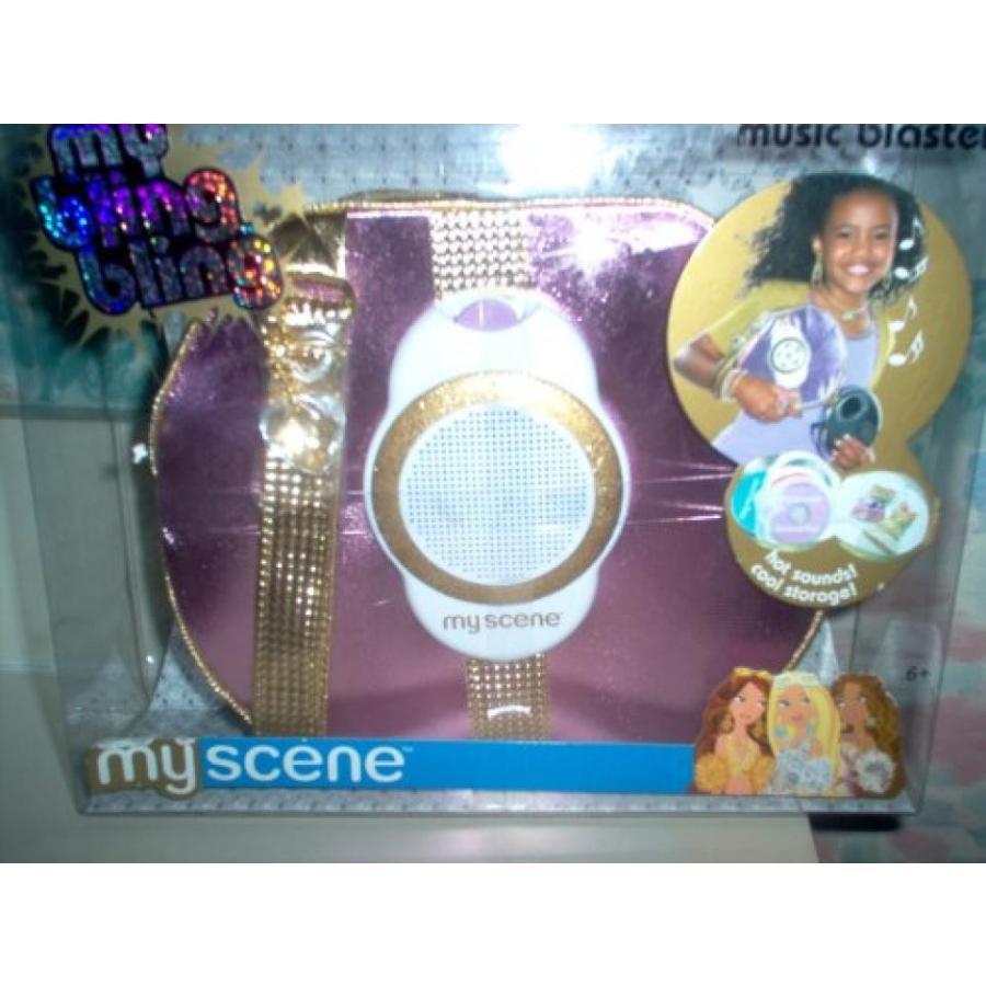 バービー人形 着せ替え おもちゃ Barbie - My Scene - My Bling Bling Music Blaster Carrying Case (ピンク) 輸入品