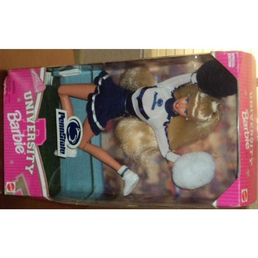 バービー人形 着せ替え おもちゃ Penn State University Barbie Doll 輸入品