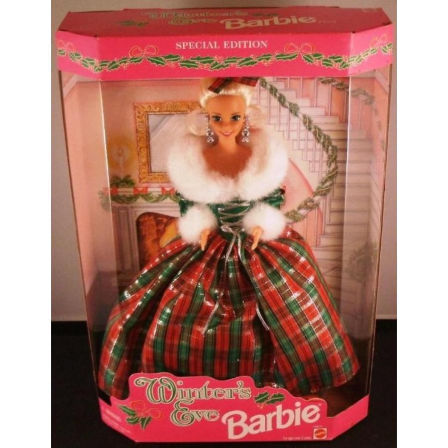 バービー人形 着せ替え おもちゃ Barbie Winter's Eve Special Edition (1994) 輸入品