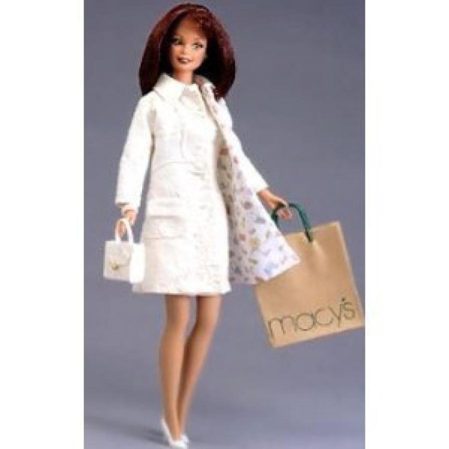 バービー人形 着せ替え おもちゃ BARBIE City Shopper-Macy's Nicole Miller Design 輸入品
