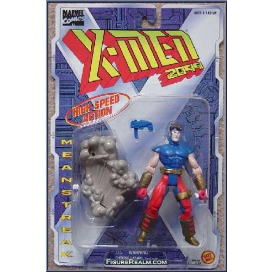 アベンジャーズ おもちゃ フィギュア MEANSTREAK with High Speed Action X-MEN 2099 Marvel Comics Action Figure 輸入品