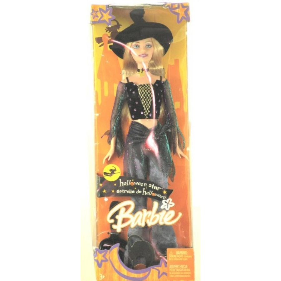 バービー人形 着せ替え おもちゃ Barbie Halloween Star 輸入品