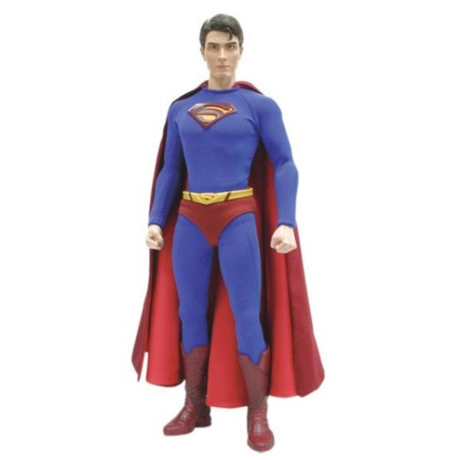 アベンジャーズ おもちゃ フィギュア Hot Toys Movie Master Piece: Superman Returns - Superman 輸入品