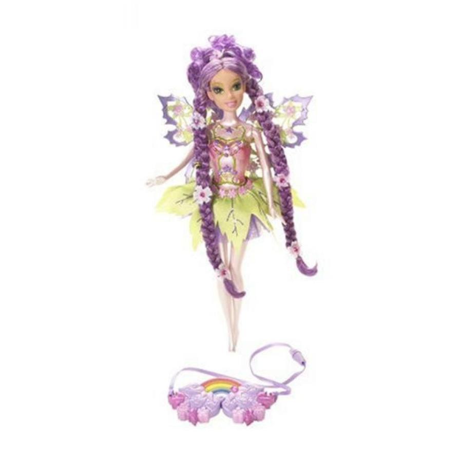 バービー人形 おもちゃ 着せ替え Barbie Fairytopia Magic of the Rainbow: Glee 輸入品