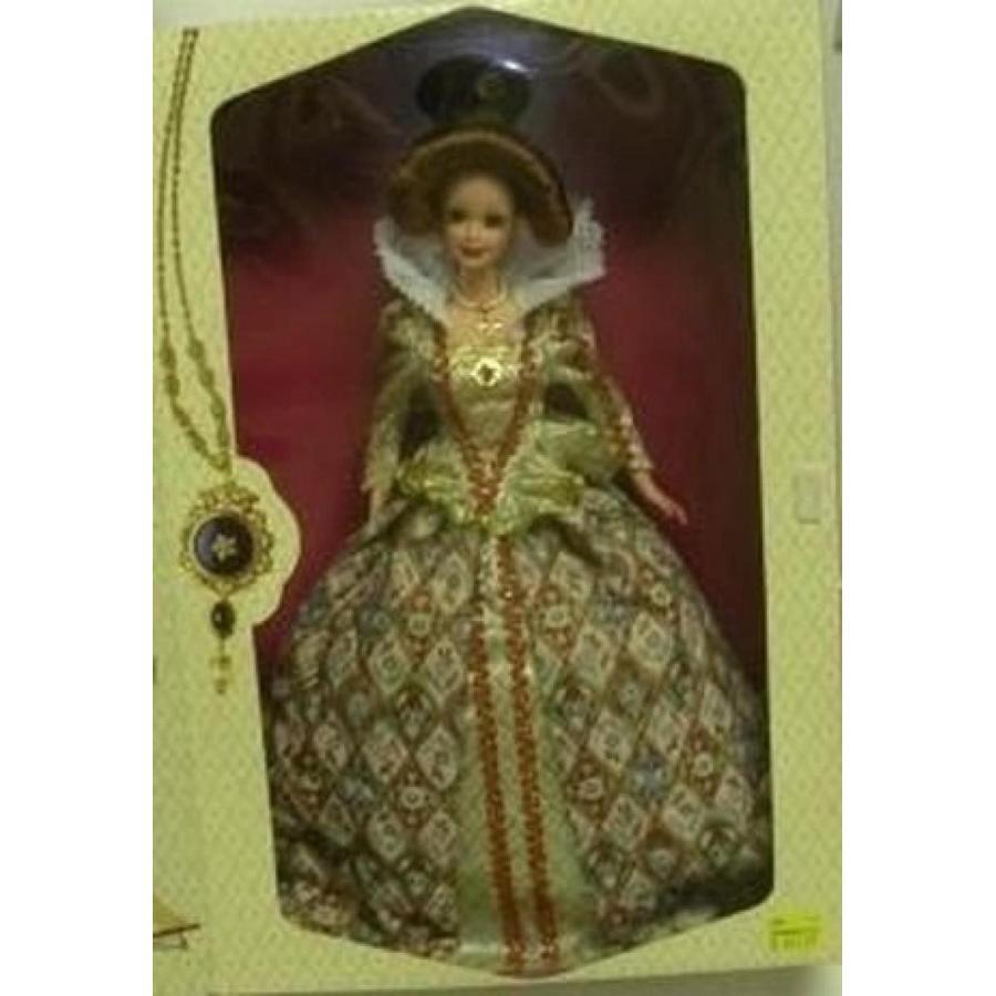 バービー人形 着せ替え おもちゃ Elizabethan Queen The Great Era Collection Barbie Doll 輸入品