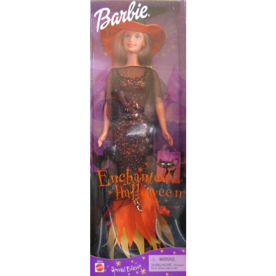 バービー人形 着せ替え おもちゃ Enchanted Halloween Barbie (Special Edition) 輸入品