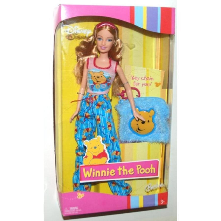 バービー人形 おもちゃ 着せ替え Barbie Winnie the Pooh Barbie Doll 輸入品