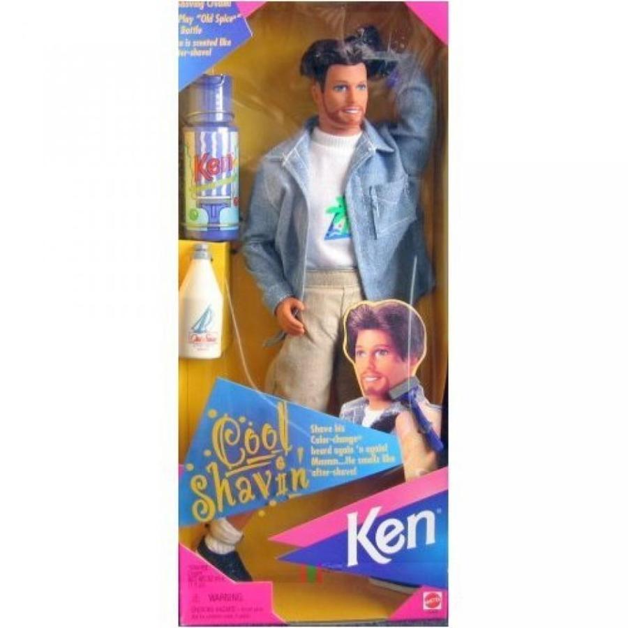 バービー人形 おもちゃ 着せ替え Barbie Ken Cool Shavin' 輸入品