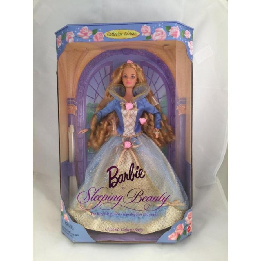 バービー人形 着せ替え おもちゃ Sleeping Beauty Barbie 1997 Doll 輸入品