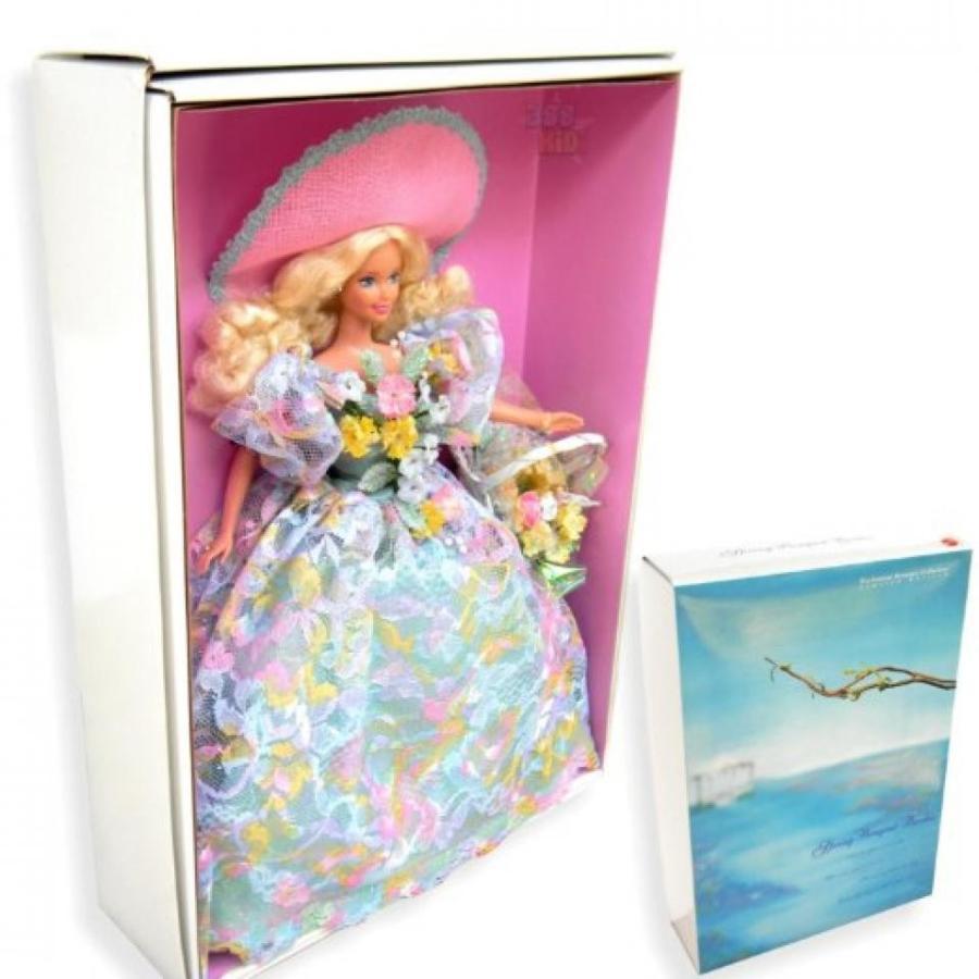 バービー人形 おもちゃ 着せ替え Spring Bouquet Barbie Enchanted Seasons COLLECTION - Limited Edition 輸入品