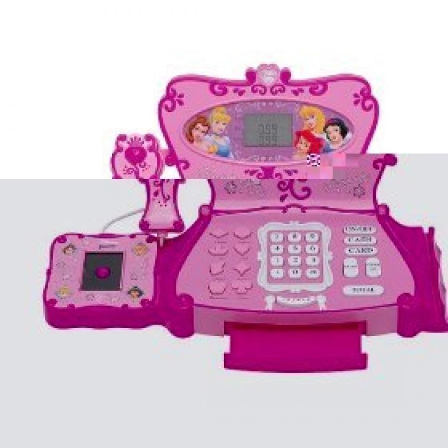 バービー人形 おもちゃ 着せ替え Disney Princess Cash Register 輸入品